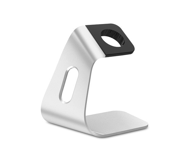 Aluminum Smartwatch Holder Charger Stand Docking Station for Apple iWatch Portable Docking Station for Apple iWatch