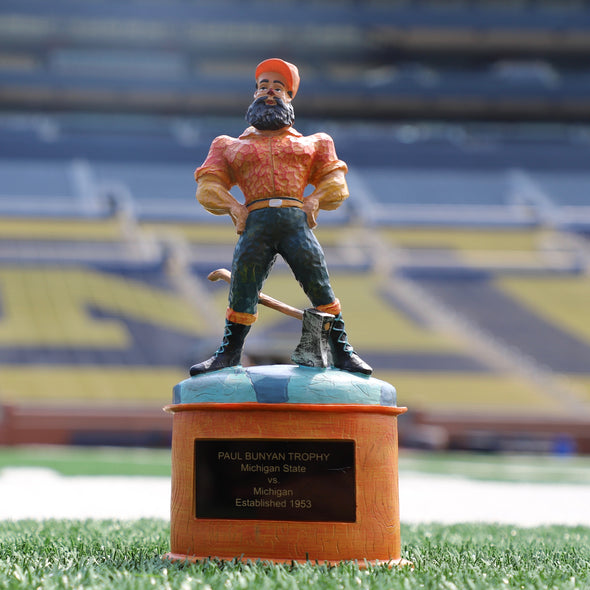 Paul Bunyan Trophy - Michigan State