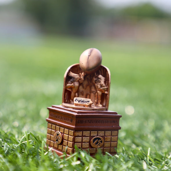Cy-Hawk Mini Trophy - Iowa