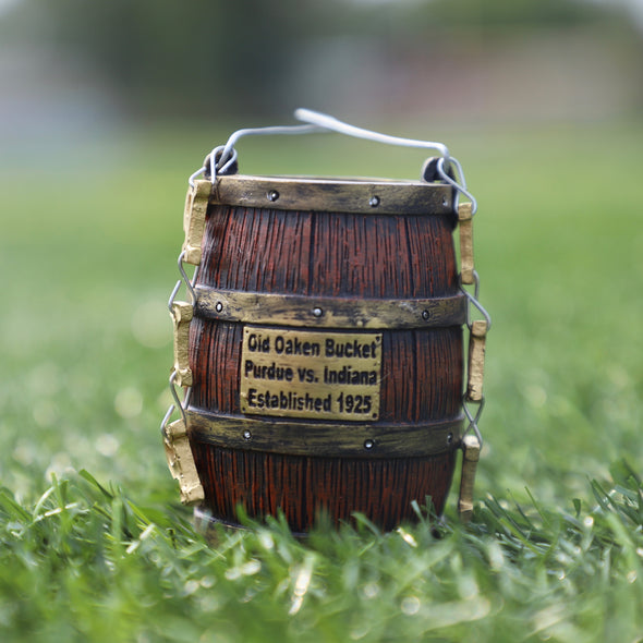 Old Oaken Bucket Mini Trophy - Indiana