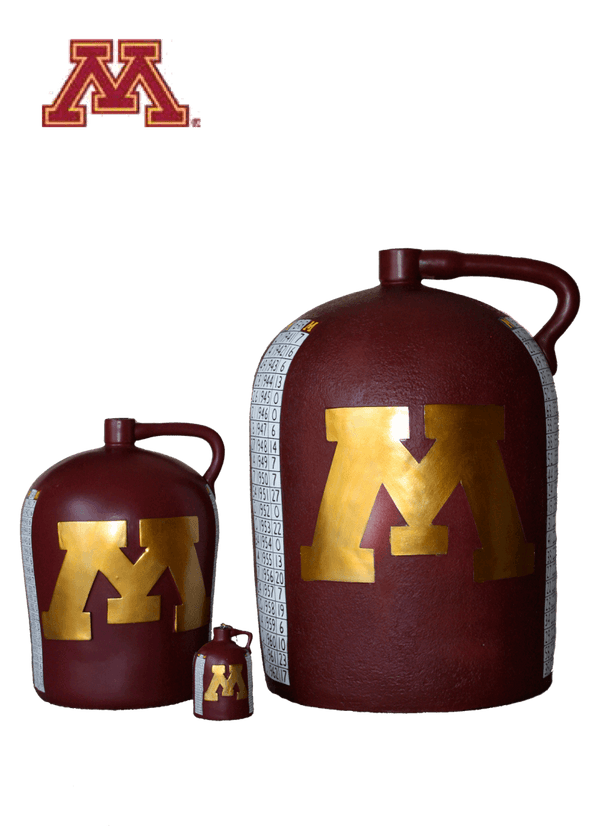Little Brown Jug Actual Size - Michigan