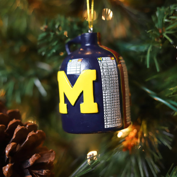 Little Brown Jug Mini Trophy - Michigan