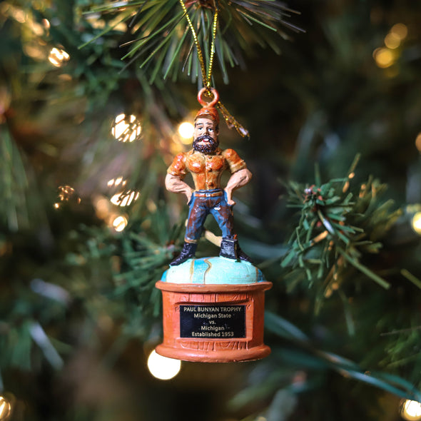 Paul Bunyan Mini Trophy - Michigan