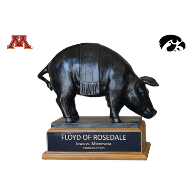 Floyd of Rosedale Trophy - Iowa