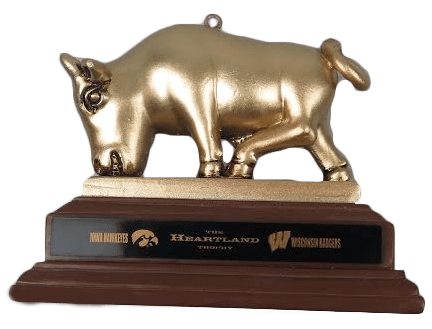 The Heartland Mini Trophy - Wisconsin