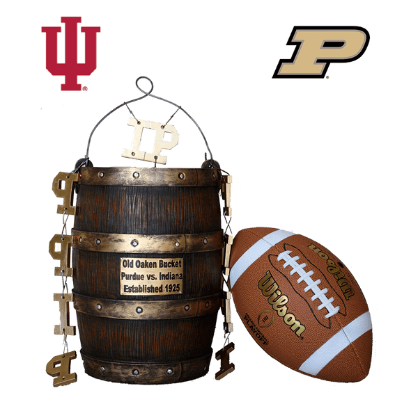 Old Oaken Bucket Trophy - Purdue
