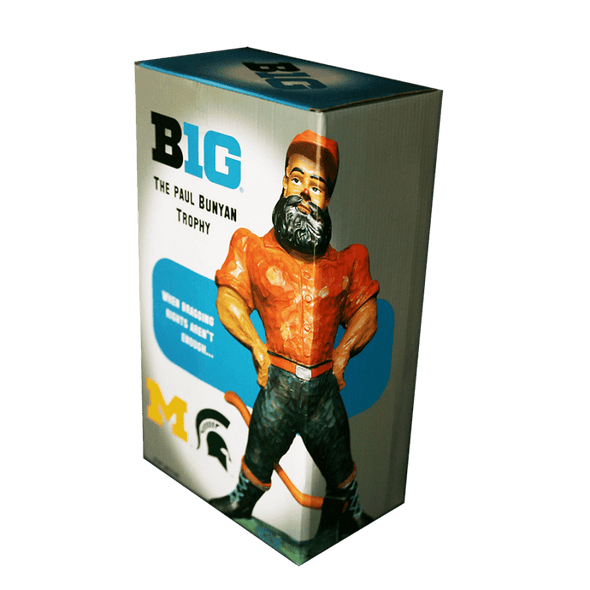 Paul Bunyan Mini Trophy