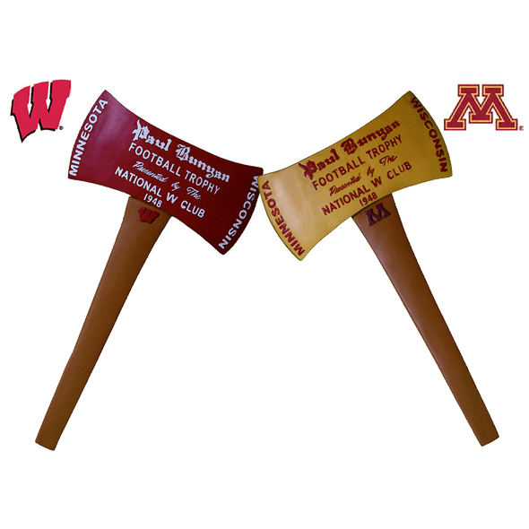 Paul Bunyan's Axe Trophy - Wisconsin