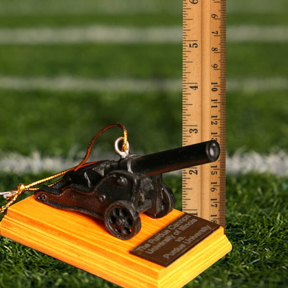 Purdue Cannon Mini Trophy - Illinois
