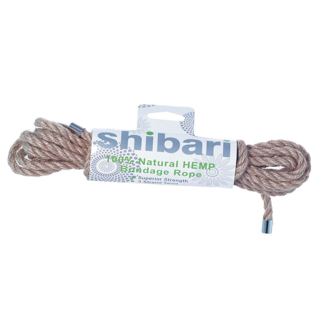 Shibari Hemp Bondage Rope 5 meters