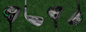 Black Cat Collection | Golf Clubs | Lynx Golf