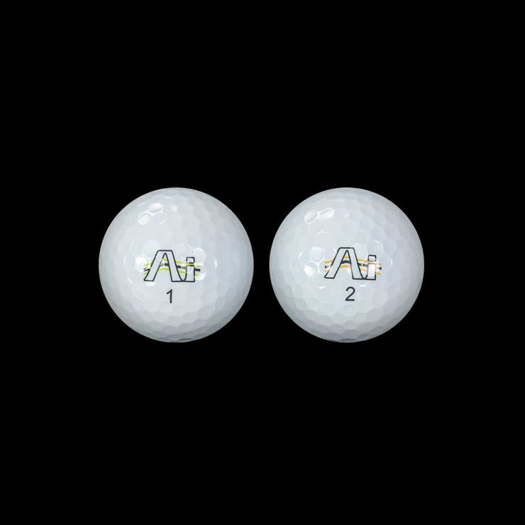 NEW Junior Ai Golf Balls