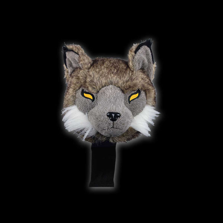 "Lynx Headcover ""Larry"""