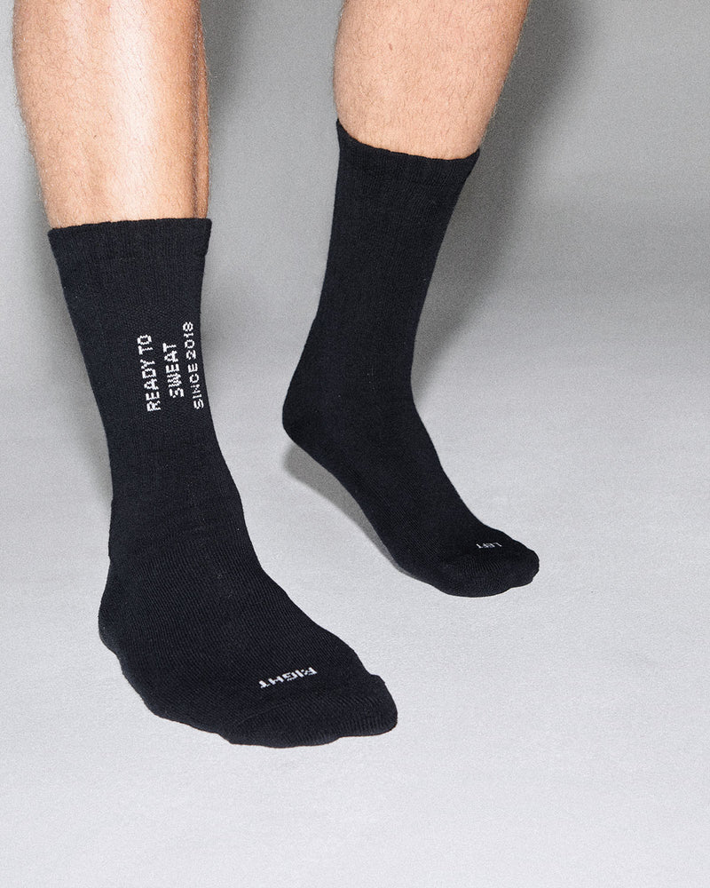 BLACK MIKE SOCKS