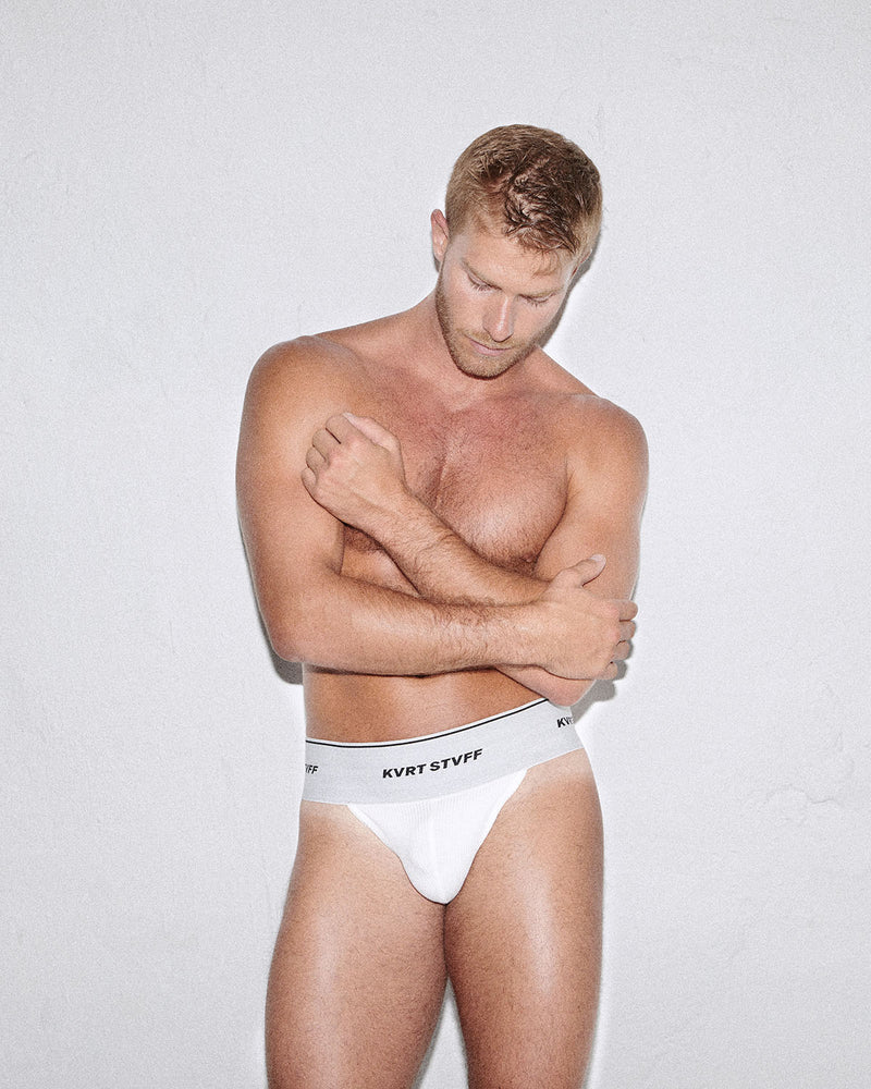 OFF-WHITE GUNN JOCKSTRAP
