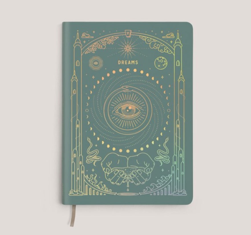 Magic of I. Dream Journal - Teal
