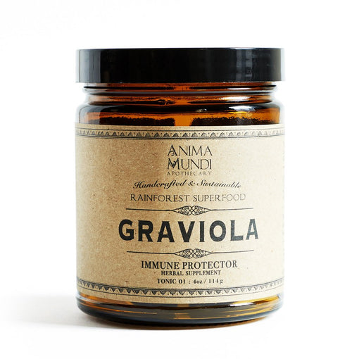 Anima Mundi Graviola Powder - 4oz