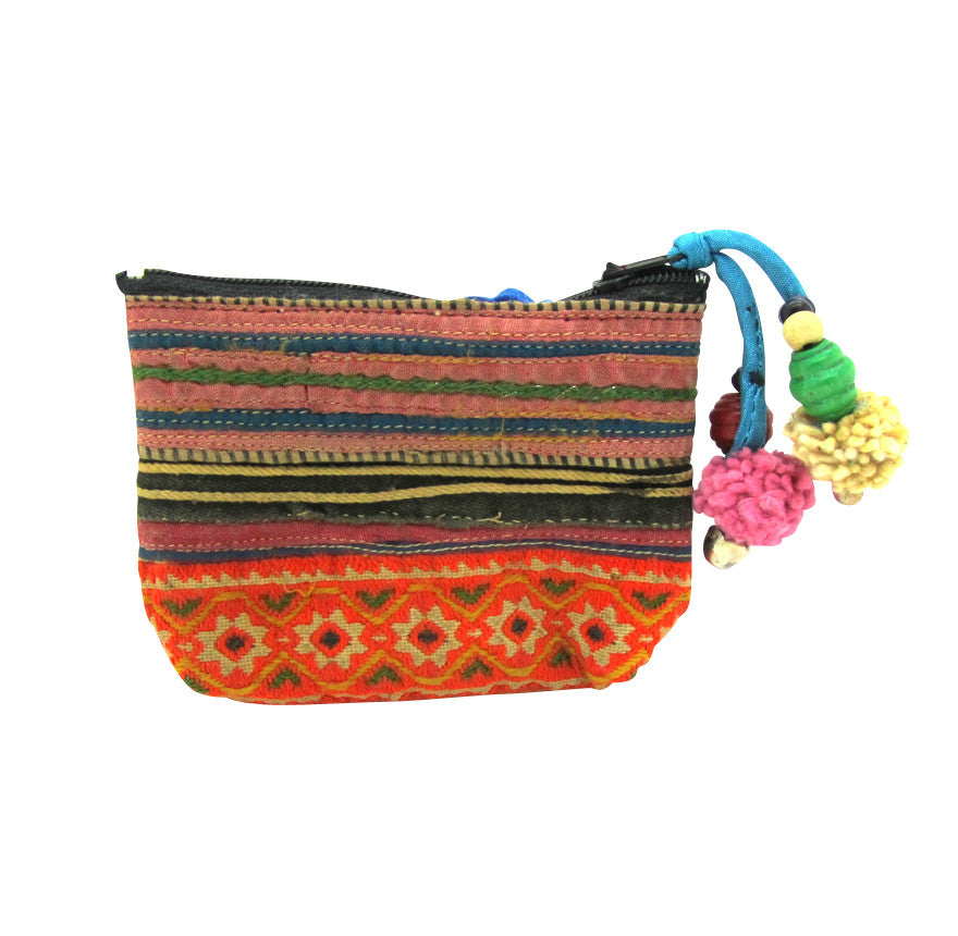 Hmong Hill Tribe Coin Purse