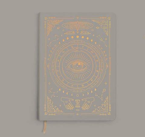 Magic of I 2020 Mini Astrological Planner - Black