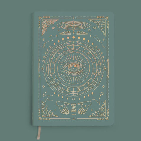 Magic of I 2020 Astrological Planner - Black - Northern Hemisphere