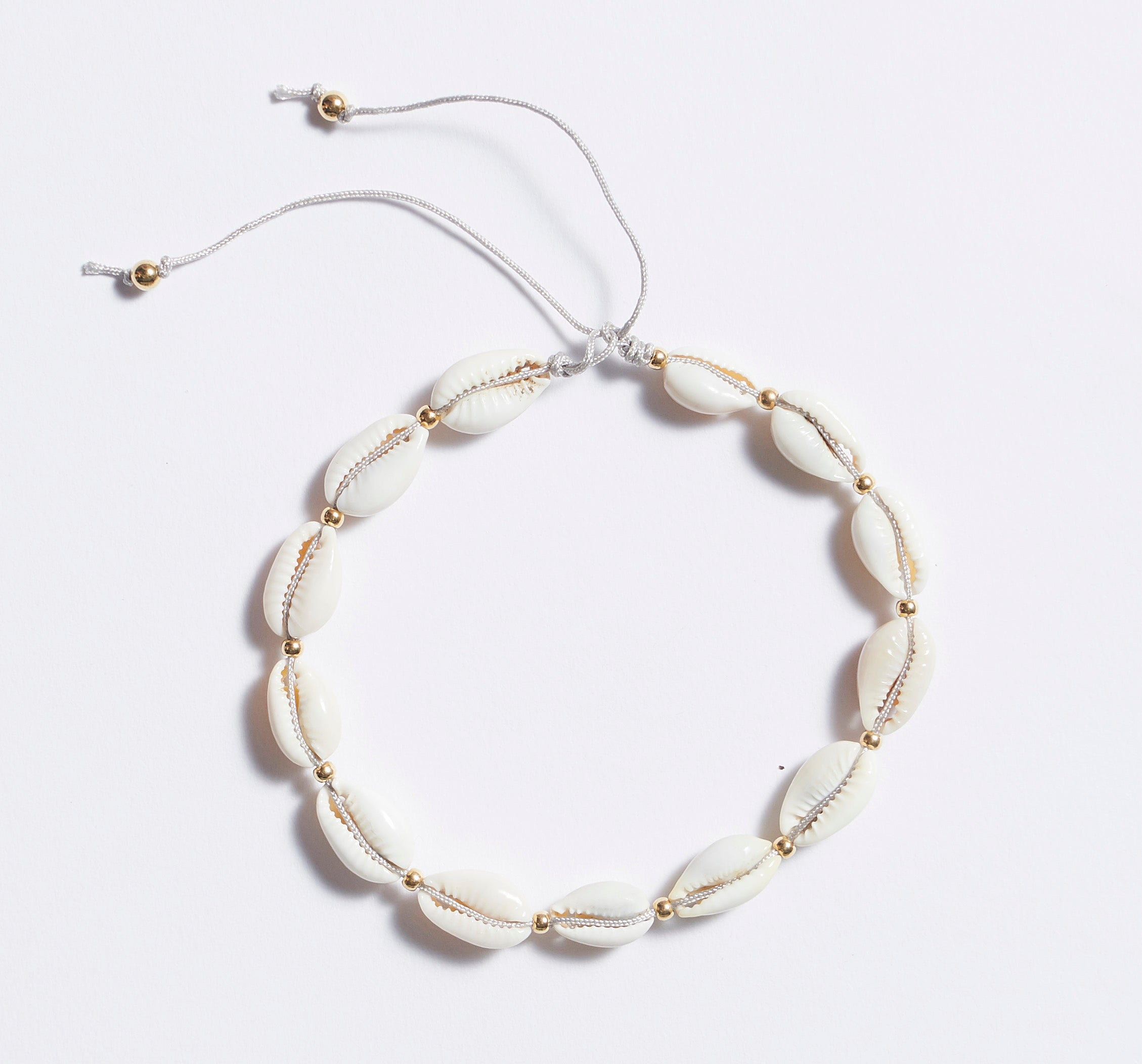 Kids Cowrie Shell Necklace
