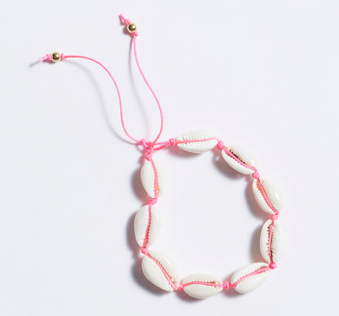Silk Thread Love Necklace