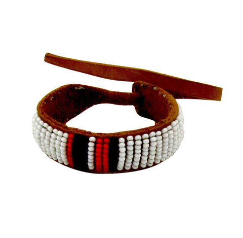 Green Maasai Bangle