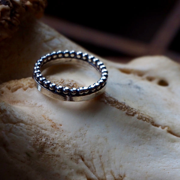 Gothic arch ring