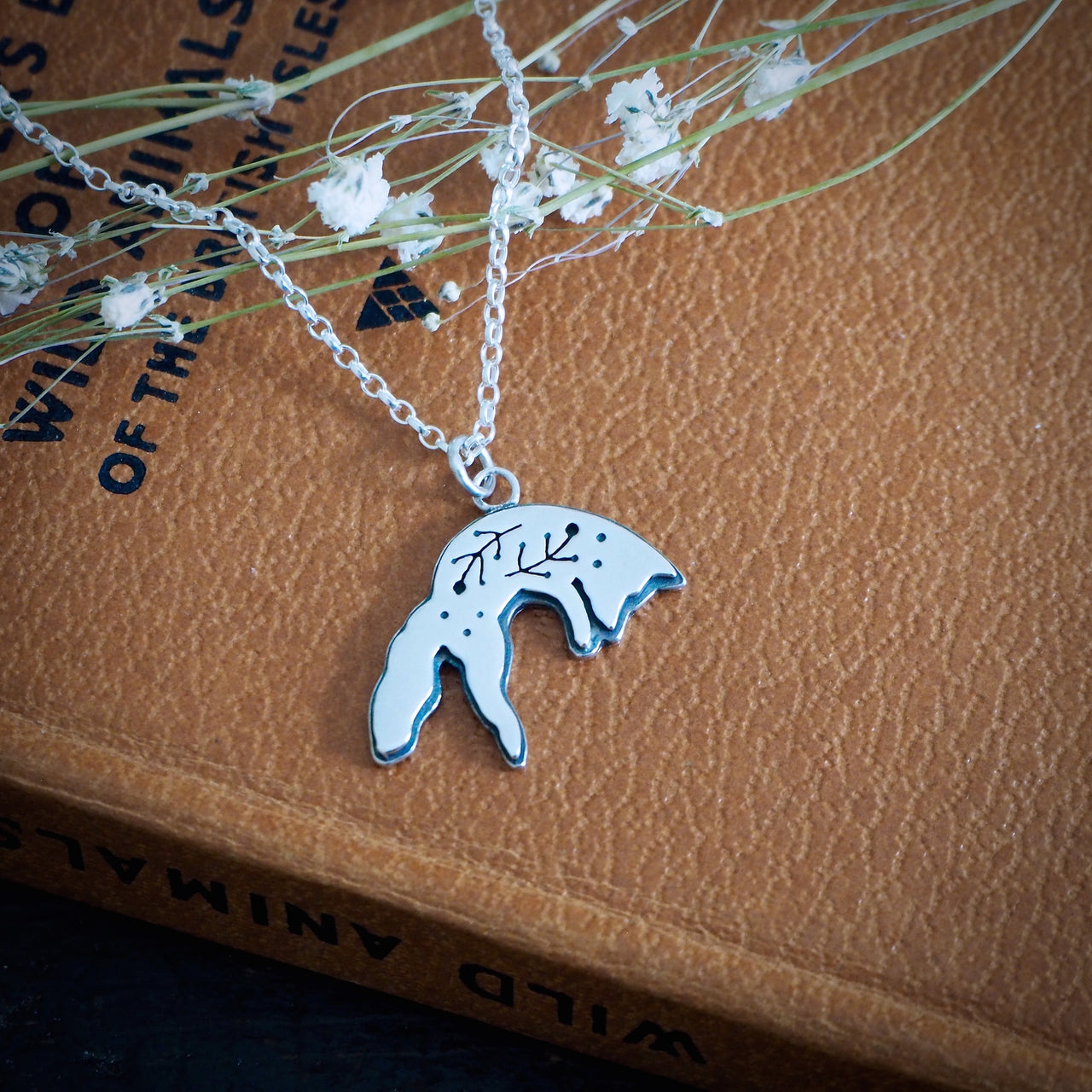 Folk It Fox Pendant
