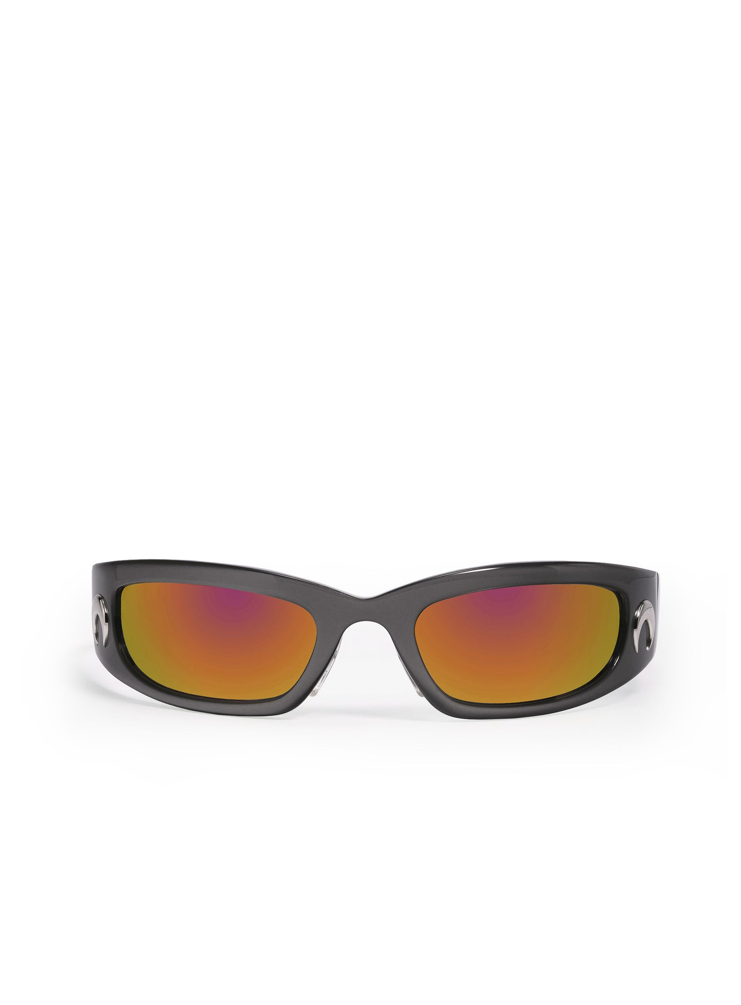 GM Curved Tinted Glasses Orange