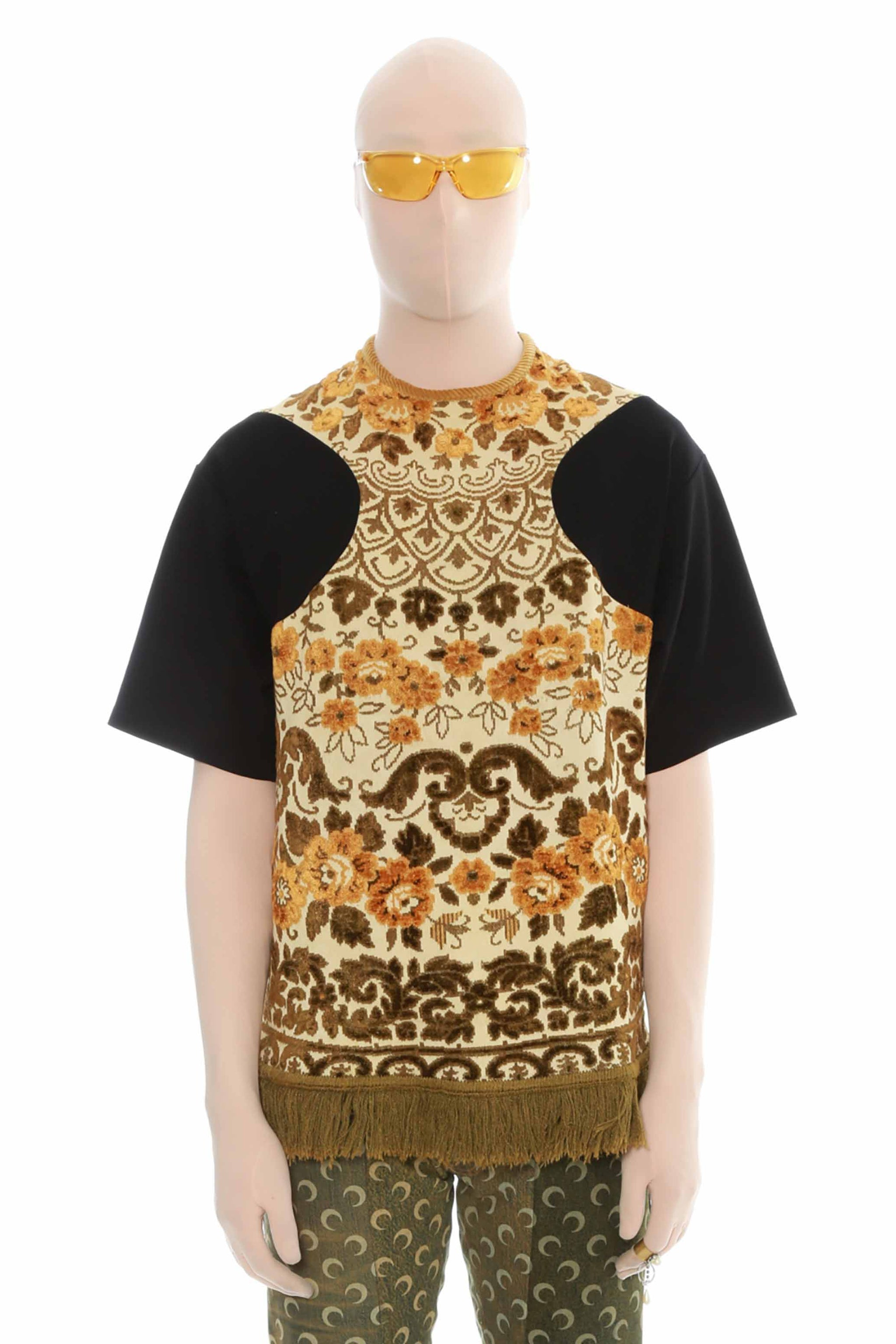 Regenerated Carpet Front T-Shirt