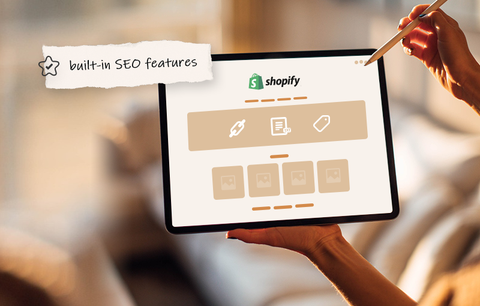 Built-in SEO Features In Shopify