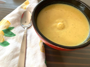 curry cauliflower soup (V) (Ve) (DF) (GF) (PB) (NF)