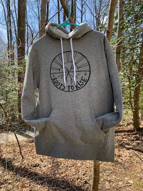 unisex pullover hooded sweatshirt (lightweight)