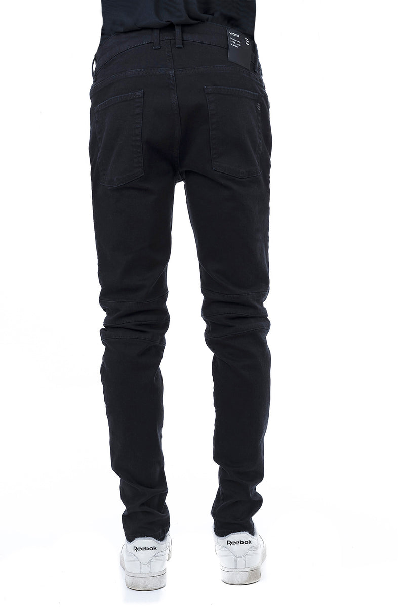 DENIM BASIC PANTS BIKE, Abbigliamento streetwear, boy, uomo, Evolver