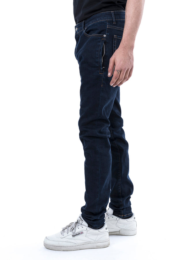 DENIM BASIC PANTS TURNER, Abbigliamento streetwear, boy, uomo, Evolver