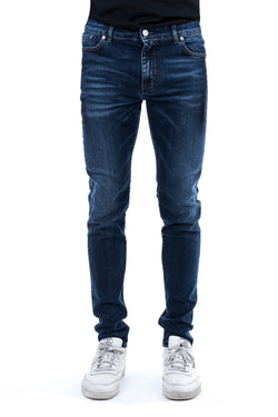 Dark Blue A9 Denim Slim