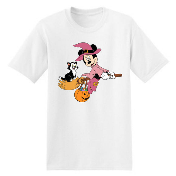 Minnie Broomstick T-Shirt