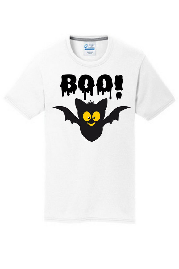 Boo Halloween Youth Shirt