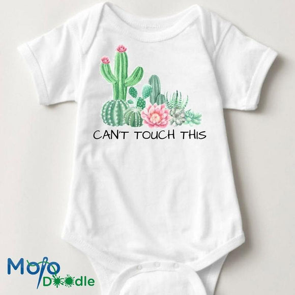 Can't Touch This Baby Onesie
