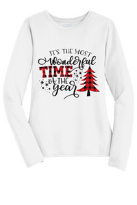 It's The Most Wonderful Time Of The Year Christmas Shirt
