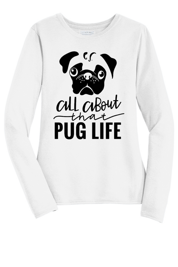 All About That Pug Life Shirt