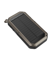 Load image into Gallery viewer, Sun Chaser Mini Solar Powered Wireless Phone Charger 10,000 mAh With LED Flood Light