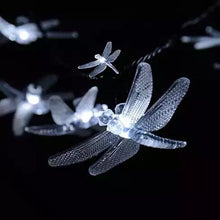 Load image into Gallery viewer, Solar Powered Firefly LED Light String - VistaShops - 2
