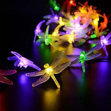 Load image into Gallery viewer, Solar Powered Firefly LED Light String - VistaShops - 3