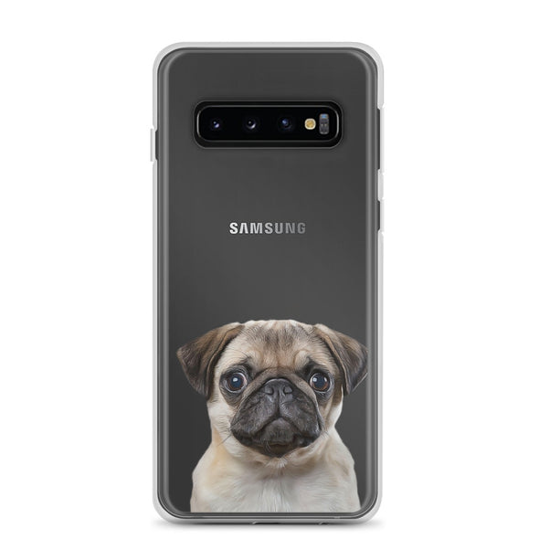 CUSTOM CLEAR PET SAMSUNG CASE