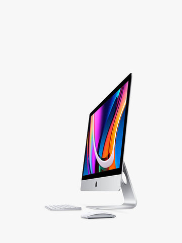 "iMac 27"" All-in-One, Intel Core i7, 8GB RAM, 512GB SSD, Radeon Pro 5500 XT, 5K"