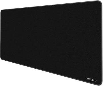 Anpollo Gaming Mouse Pad XXL Large Size (900x400x3mm) Extended Mouse Mat Water-Resistant Mouse Pads with Non-Slip Rubber Base
