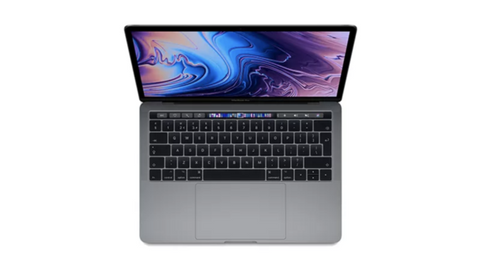 13-inch MacBook Pro - Intel Graphics 655