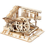3D Puzzle Marble Run Cog Coaster - YOUR PLANET MATTERS